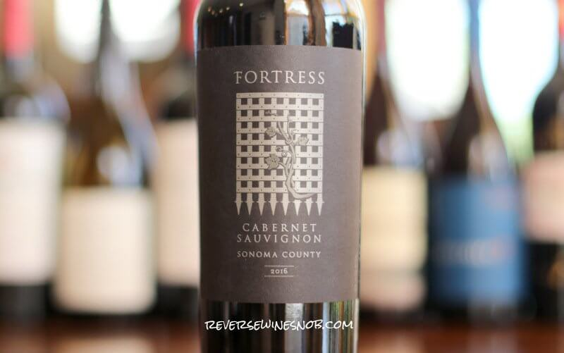 Fortress Cabernet Sauvignon - Mighty Tasty