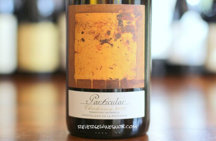 Particular Chardonnay - Particularly Good
