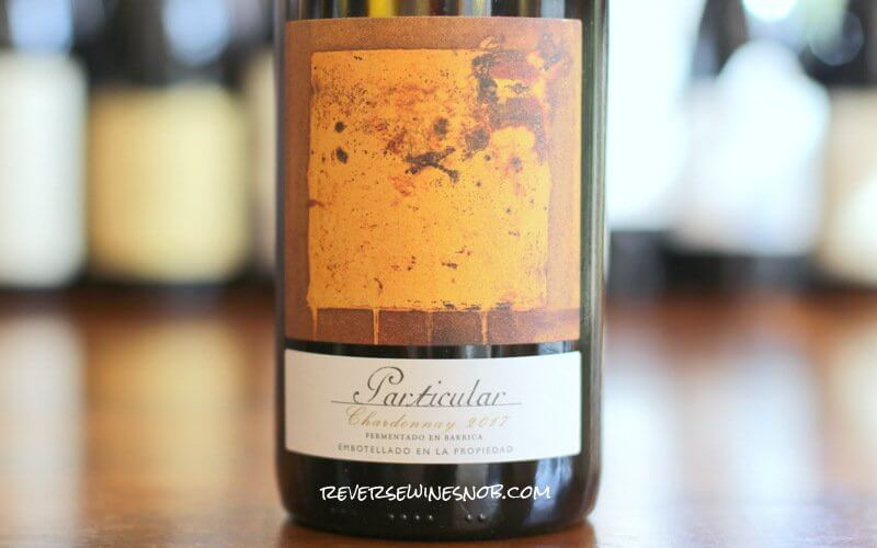 Particular Chardonnay – Particularly Good