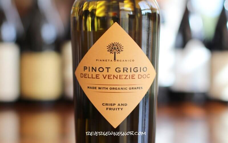 Pianeta Organico Pinot Grigio - Genuinely Good