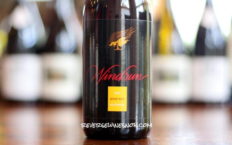 Windrun Sta Rita Hills Pinot Noir - Insider Deal!
