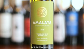 Amalaya Torrontés-Riesling - A Jolt of Refreshment