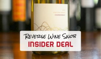 INSIDER DEAL! Attune Station Ranch Chardonnay Reserve - Harmonious