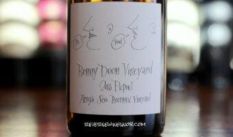 Bonny Doon Vineyard Picpoul – Perfectly Pleasing
