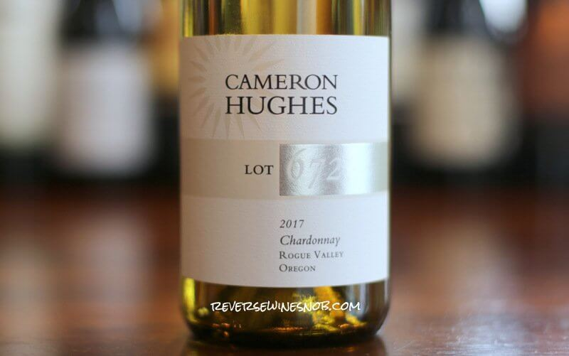 Cameron Hughes Rogue Valley Chardonnay - A Choice Chard