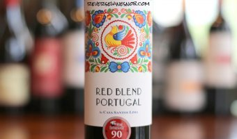 Casa Santos Lima Red Blend Portugal - Quite The Bargain