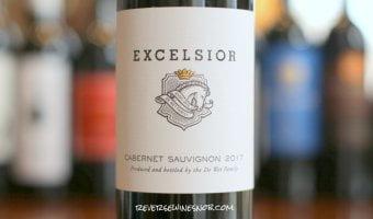 Excelsior Cabernet Sauvignon - Thoroughly Enjoyable