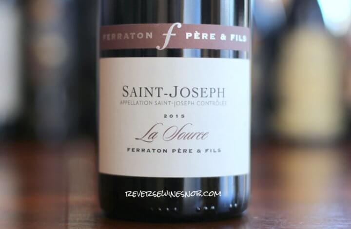 Ferraton Pere et Fils Saint-Joseph La Source - A True Treat