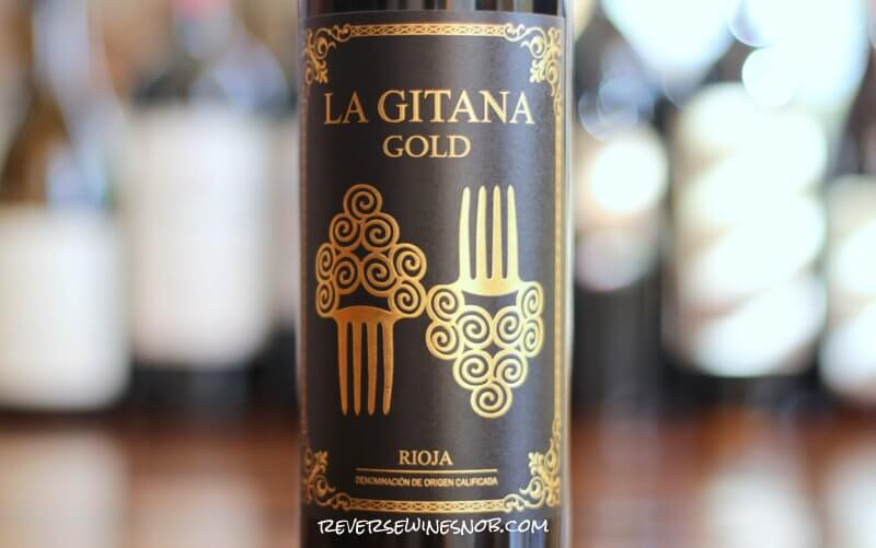 La Gitana Gold Rioja Reserva – Gold Indeed