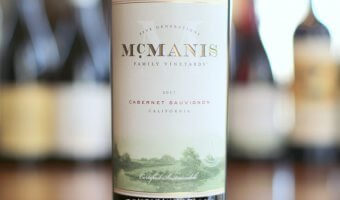 McManis Family Vineyards Cabernet Sauvignon - An Everyday Cabernet