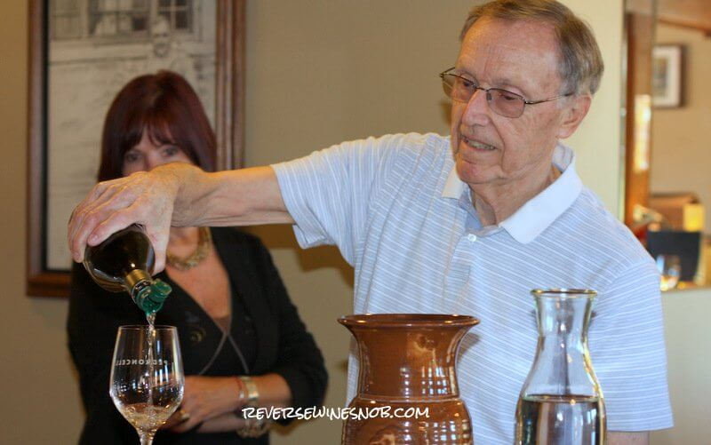 Jim Pedroncelli of Pedroncelli Winery