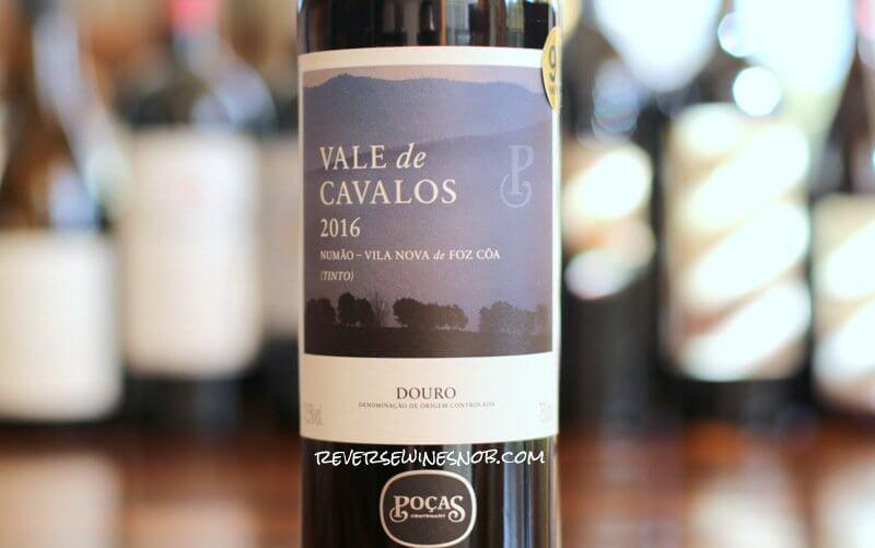 Pocas Vale de Cavalos - Bold and Juicy