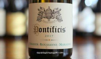 Pontificis Viognier Roussanne Marsanne - Simple and Good