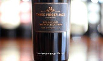 Three Finger Jack East Side Ridge Cabernet Sauvignon – Pay Dirt