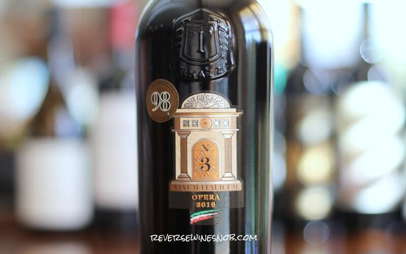 Tinazzi Opera No. 3 Red Blend – Hot Stuff!