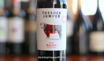 Tussock Jumper Malbec – Freshly Done