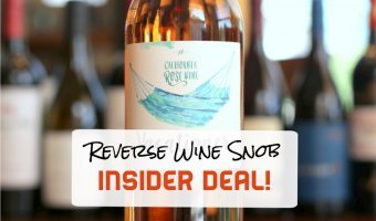 INSIDER DEAL! Vacationer Rosé - R & R in a Bottle