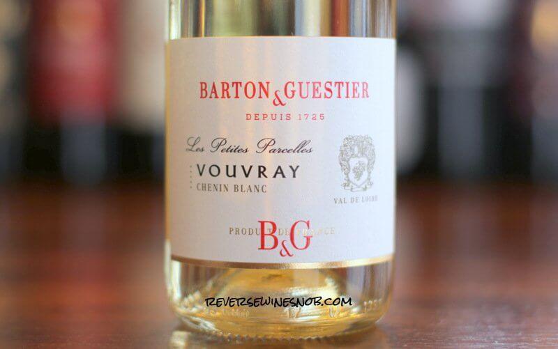 Barton & Guestier Vouvray - Simply Delicious