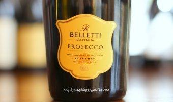 Belletti Prosecco Extra Dry – A Bubbly Bargain