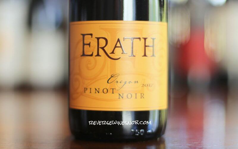 Erath Pinot Noir – Fail-Safe Pinot For $15