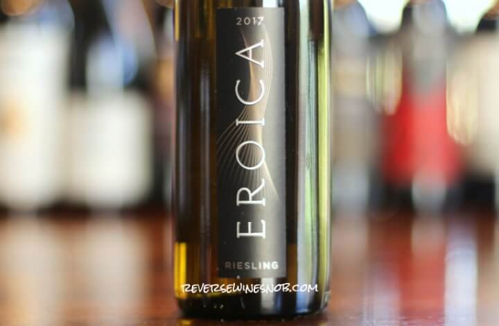 Eroica Riesling - Masterful