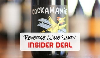 Insider Deal! Cockamamie Red Blend by Twisted Oak - Ridiculously Tasty