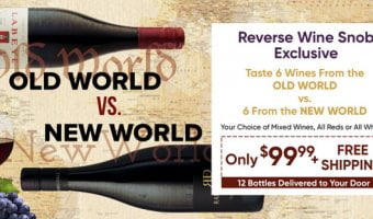 Exclusive Deal! An Old World Versus New World Exploration
