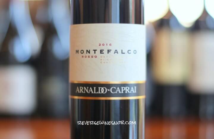 Arnaldo Caprai Montefalco Rosso – I Love It