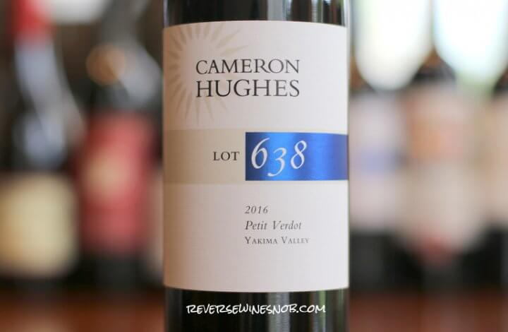 Cameron Hughes Yakima Valley Petit Verdot – Quite the Steal