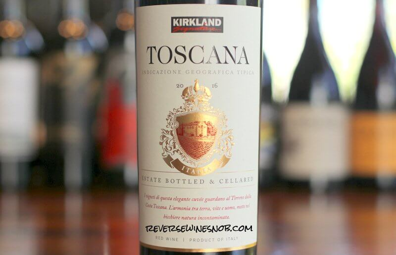 Super Good! The Kirkland Signature Toscana from Costco