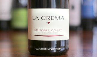 La Crema Sonoma Coast Pinot Noir - Cherry, Cola and Coffee