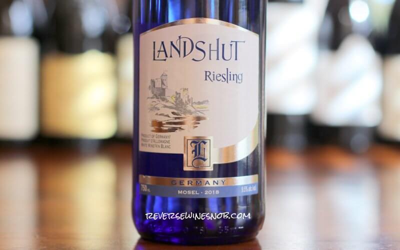 Landshut Riesling - Nectarous