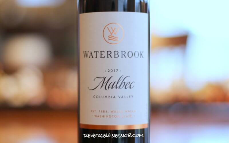 2017 Waterbrook Malbec - Insider Deal