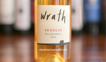 Wrath Ex Dolio Falanghina - Orange Wine?