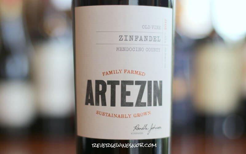 Artezin Mendocino Zinfandel - Rich And Savory