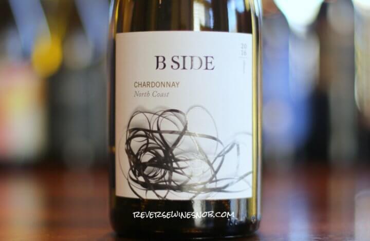B Side Chardonnay – A Sure Thing