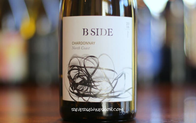 B Side Chardonnay – A Sure Thing