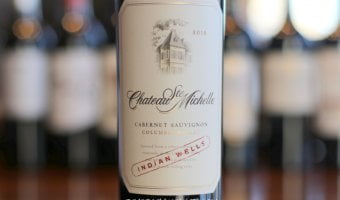 Chateau Ste Michelle Indian Wells Cabernet Sauvignon - Consistently Good