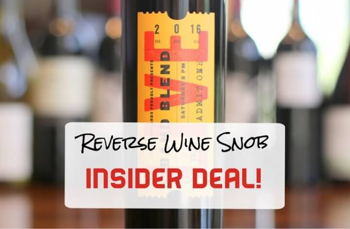 Insider Deal! Little Vineyards Band Blend Live - Your Ticket to Tastiness