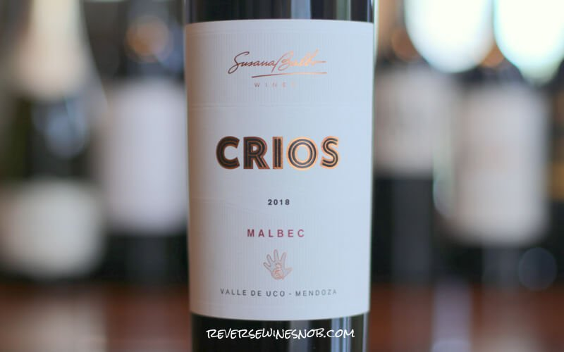 Crios Malbec - Great Stuff