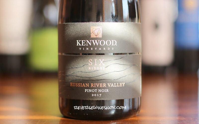 Kenwood Six Ridges Pinot Noir - Great Stuff