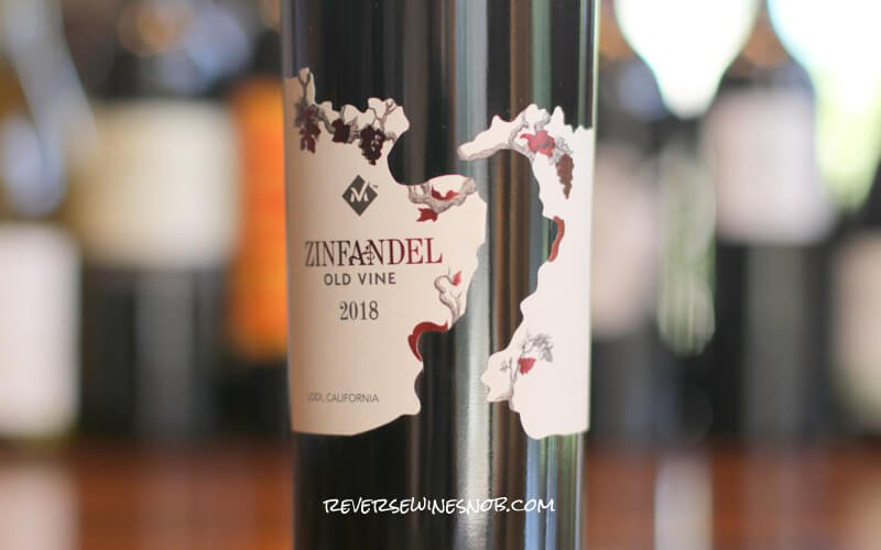 Member's Mark Old Vine Zinfandel - Rich and Spicy