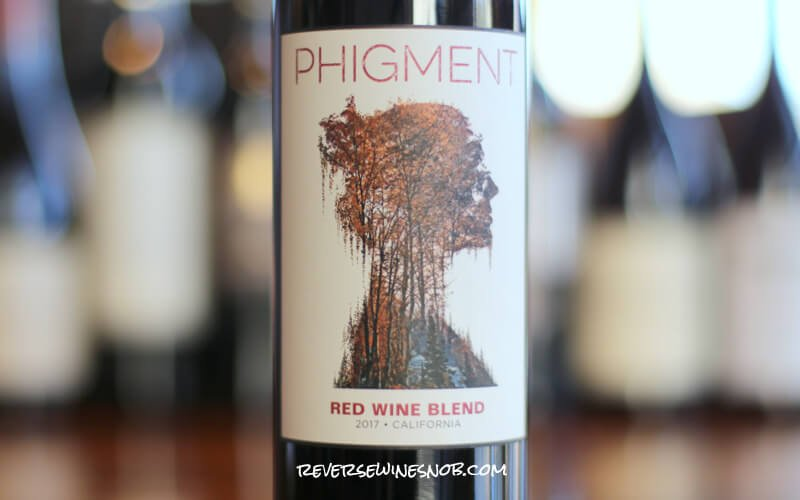 Phigment Red Blend – Truly Tasty