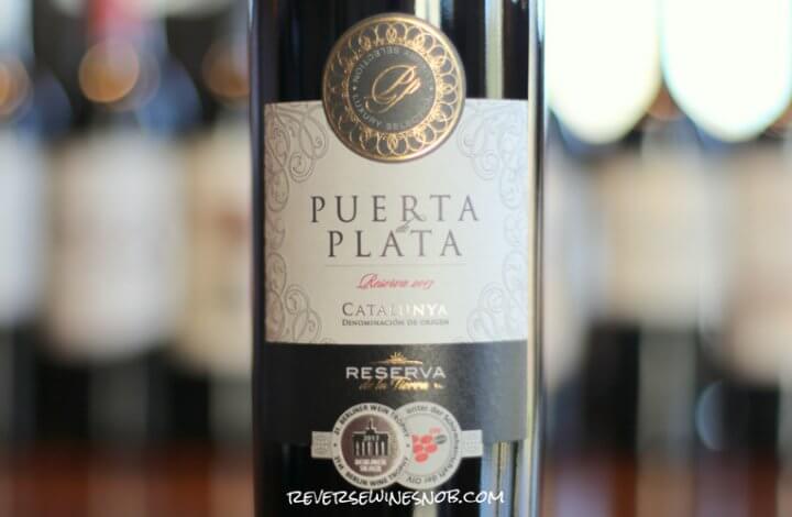 Puerta de Plata Reserva – A Solid Party Sipper