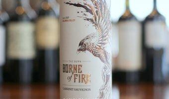 The Burn Borne of Fire Cabernet Sauvignon – Ablaze With Flavor