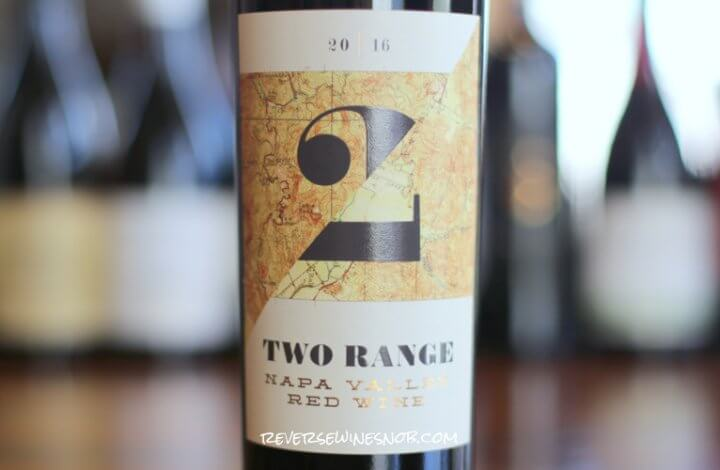 Rutherford Ranch Two Range Napa Valley Red - One Tasty Blend