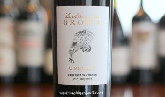 Z. Alexander Brown Uncaged Cabernet Sauvignon -A Hooting Good Time