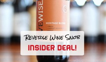 Insider Deal! FiveWise Meritage Blend - One Smart Pick