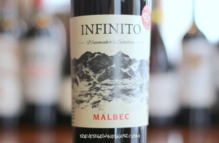 Infinito Malbec – Immense Value