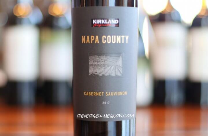 Kirkland Signature Napa County Cabernet Sauvignon - Punches Above Its Price Point